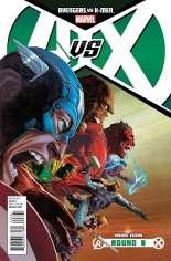 Avengers vs. X-Men (2012) #8 Variant B: Incentive Variant