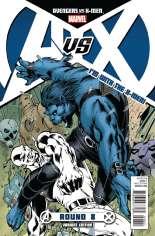 Avengers vs. X-Men (2012) #8 Variant E: Team X-Men Cover