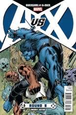 Avengers vs. X-Men (2012) #8 Variant F: 1:25 Variant