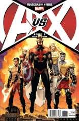 Avengers vs. X-Men (2012) #8 Variant G: Incentive Variant