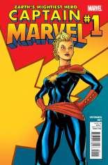 Captain Marvel (2012-2014) #1 Variant A