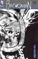 Batwoman (2011-2015) #11 Variant B: Sketch Cover