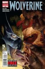 Wolverine (2010-2012) #310 Variant F: 2nd Printing