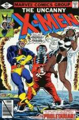 Uncanny X-Men (1963-2011) #124 Variant B: Direct Edition