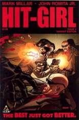 Hit-Girl (2012-2013) #2 Variant B: 1:20 Variant