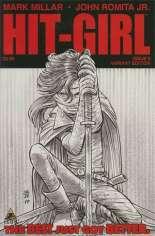 Hit-Girl (2012-2013) #2 Variant C: 1:25 Sketch Cover