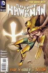Savage Hawkman (2011-2013) #11