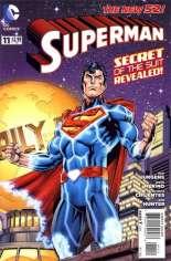 Superman (2011-2016)  #11 Variant A