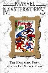 Marvel Masterworks: The Fantastic Four (2003-Present) #TP Vol 8 Variant B: Marble Cover; Marvel Masterworks Library Vol. 42