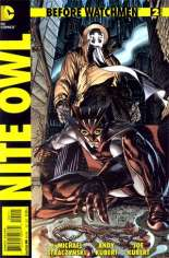 Before Watchmen: Nite Owl #2 Variant A