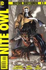 Before Watchmen: Nite Owl #2 Variant C: Combo Pack