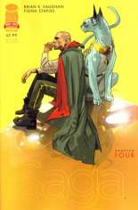 Saga (2012-2018) #4 Variant B: 2nd Printing