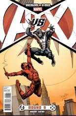 Avengers vs. X-Men (2012) #9 Variant D: 1:25 Variant