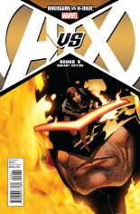 Avengers vs. X-Men (2012) #9 Variant E: 1:50 Variant