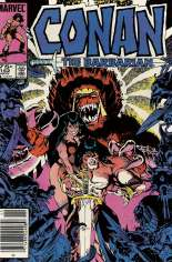 Conan the Barbarian (1970-1993) #152 Variant C: 75 Cent Variant