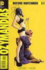 Before Watchmen: Ozymandias #2 Variant A