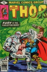 Thor (1966-1996) #288 Variant B: Direct Edition