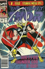 Thor (1966-1996) #433 Variant A: Newsstand Edition