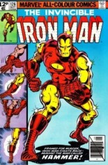 Iron Man (1968-1996) #126 Variant C: UK Edition