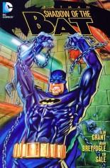Batman: Shadow of the Bat (1992-2000) #TP Vol 1: Newsstand Edition