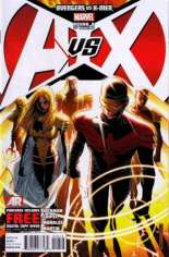 Avengers vs. X-Men (2012) #6 Variant G: 2nd Print