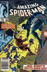 Amazing Spider-Man (1963-1998) #265 Variant A: Newsstand Edition