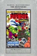 Marvel Masterworks: The Defenders (2008-Present) #HC Vol 3 Variant A: Silver Dust Jacket