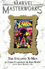 Marvel Masterworks: The Uncanny X-Men (2003-Present) #TP Vol 5 Variant B: Marble Cover; Marvel Masterworks Library Vol. 40