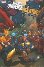 Marvel Universe vs. Wolverine #HC