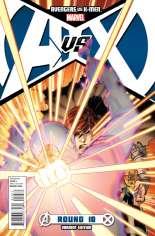 Avengers vs. X-Men (2012) #10 Variant E: Incentive Variant