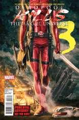Deadpool Kills the Marvel Universe (2012) #3 Variant A
