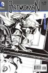 Batwoman (2011-2015) #12 Variant B: Sketch Cover