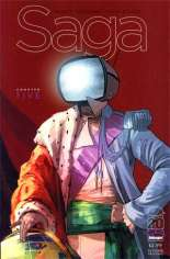 Saga (2012-2018) #5 Variant B: 2nd Printing