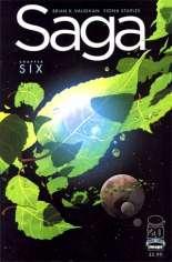 Saga (2012-2018) #6 Variant A
