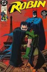 Robin (1991) #1 Variant D: 3rd Printing