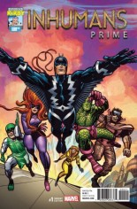 Inhumans Prime #1 Variant B