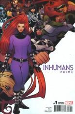 Inhumans Prime #1 Variant C