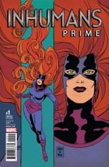 Inhumans Prime #1 Variant E