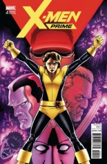 X-Men Prime (2017) #1 Variant B