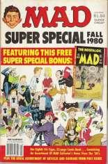 Mad Special (1970-1999) #32: Bonus: The Nostalgic Mad #8