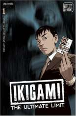 Ikigami: The Ultimate Limit #GN Vol 1