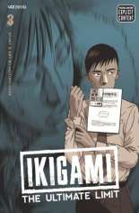 Ikigami: The Ultimate Limit #GN Vol 3