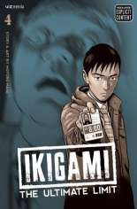 Ikigami: The Ultimate Limit #GN Vol 4