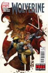 Wolverine (2010-2012) #312 Variant A