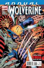 Wolverine (2010-2012) #Annual 1 Variant A