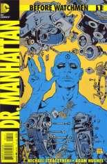 Before Watchmen: Dr. Manhattan (2012-2013) #1 Variant B: 1:25 Variant