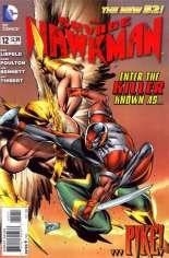 Savage Hawkman (2011-2013) #12
