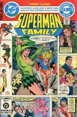 Superman Family (1974-1982) #204 Variant B: Direct Edition