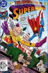 Adventures of Superman (1987-2006) #496 Variant A