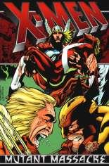 X-Men: Mutant Massacre (1996) #TP Variant B: 2nd Printing
